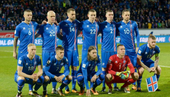 Iceland National Football Team, World Cup 2018