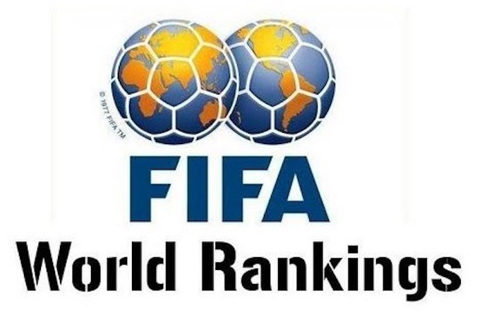 Top Ten FIFA World Ranking - 2018
