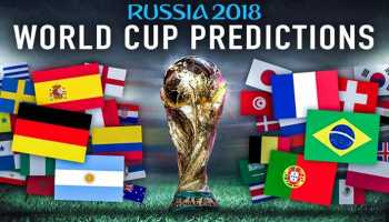 Probable Winners to look out at the World Cup 2018