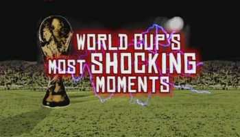 Five Most Shocking Moments in the World Cup History