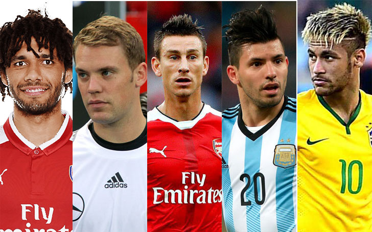 Ten Important Players Who Could Miss The World Cup 2018