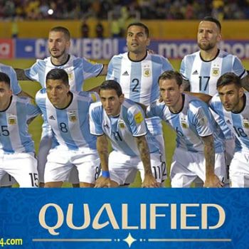 Argentina National Football Team, World Cup 2018
