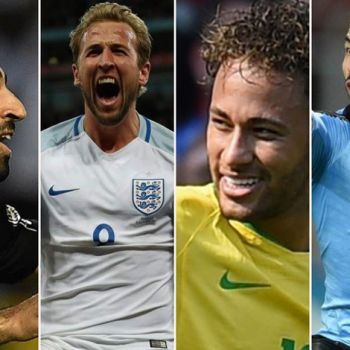 World Cup 2018: Ten Best Players To Watch In Russia Leaving Ronaldo and Messi
