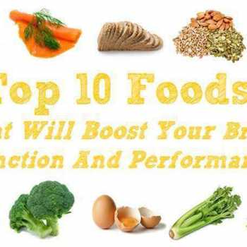 10 foods that increase memory