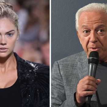 Guess Co-founder, Paul Marciano says he never touched Kate Upton