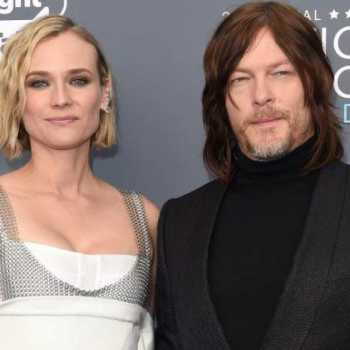 Actress Diane Kruger Pregnant With Her First Child With Boyfriend Norman Reedus