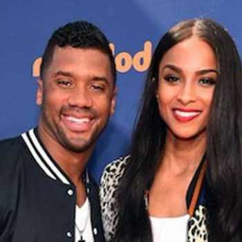 Ciara, reportedly, engaged to Russell after a romantic vacation