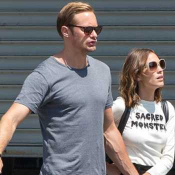 Here's Why Alexa Chung and Alexander Skarsgard Broke-Up After Two Years of Romance! Alexa Chung's Dating History!