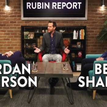 Left-Wingers Failing at Misrepresenting their Opponent as 'Villains'-Ben Shapiro and Dr. Peterson