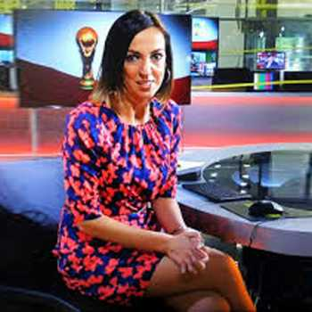 Sally Nugent || Journalist with beautiful Legs
