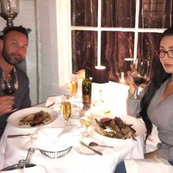 Television Personality JWoww Celebrates Anniversary With Estranged Husband Roger Mathews A Month After Filing For Divorce