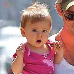 Tristan Hemsworth(Elsa Pataky's child)